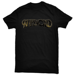 SALE: Gold logo shirts Mens £7, Womens £6