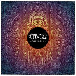 New Album: Bottled Out Of Eden released 22.4.16