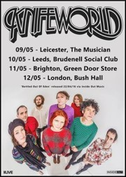 May UK Live Shows