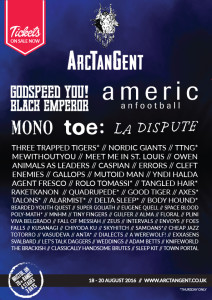 Knifeworld play ArcTanGent Festival