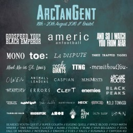Knifeworld play ArcTanGent Festival
