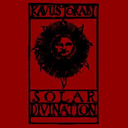 Kavus Torabi   Solar Divination EP release  6.4.18