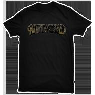 Knifeworld Gold Logo T-Shirt: Womans M (uk10-12)