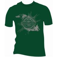 Knifeworld New Logo T-Shirt: Green M