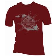 Knifeworld New Logo T-Shirt: Red L